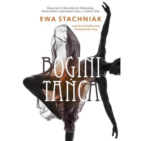 BOGINI TAŃCA Ewa Stachniak