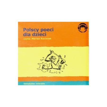 POLSCY POECI DLA DZIECI AUDIOBOOK CD PL