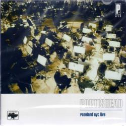PORTISHEAD ROSELAND NYC LIVE CD