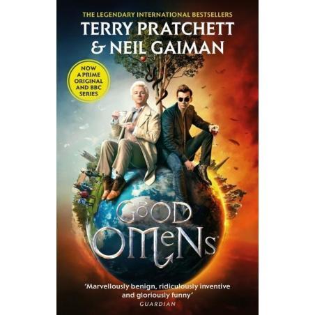 GOOD OMENS Neil Gaiman, Terry Pratchett