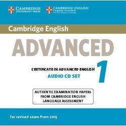 CAMBRIDGE ENGLISH ADVANCED 1 AUDIO CD