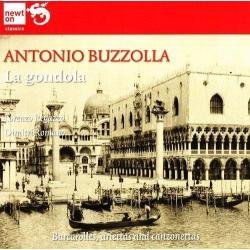 ANTONIO BUZZOLLA LA GONDOLA CD