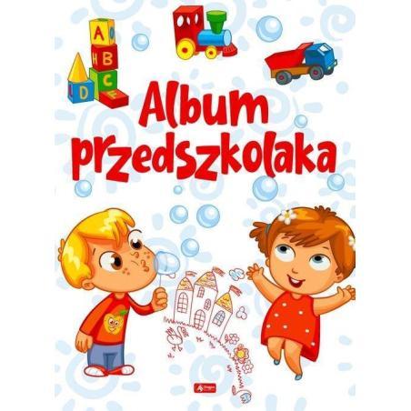 ALBUM PRZEDSZKOLAKA Iwona Czarkowska