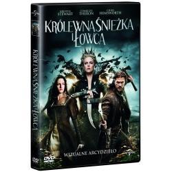 KRÓLEWNA ŚNIEŻKA I ŁOWCA DVD PL