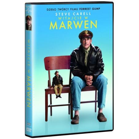 WITAJCIE W MARWEN DVD PL