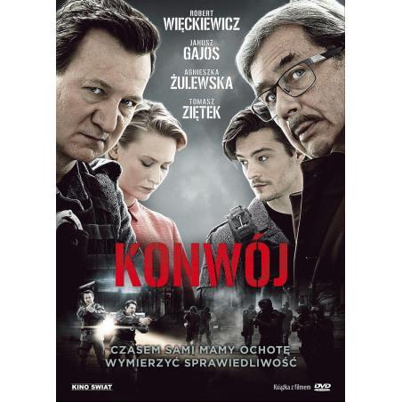 KONWÓJ KSIĄŻKA + DVD PL
