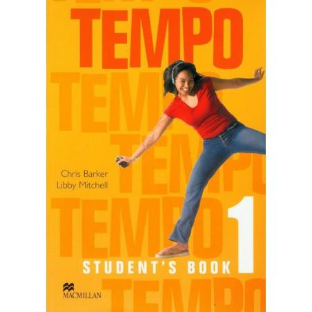 TEMPO 1 STUDENT'S BOOK Chris Barker