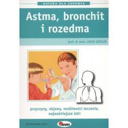 ASTMA BRONCHIT I ROZEDMA NATURA DLA ZDROWIA Linus Geisler