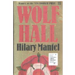 WOLF HALL  Hilary Mantel