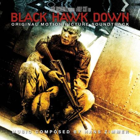 BLACK HAWK DOWN SOUNDTRACK CD