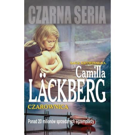 CZAROWNICA Camilla Lackberg