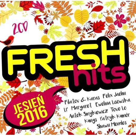 FRESH HITS JESIEŃ 2016 CD