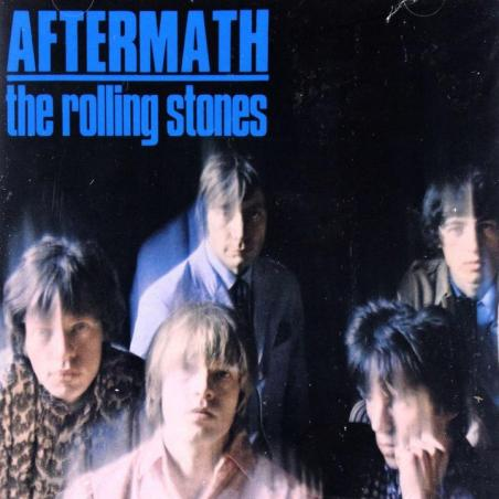 THE ROLLING STONES AFTERMATH CD