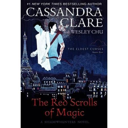 THE RED SCROLLS OF MAGIC Cassandra Clare