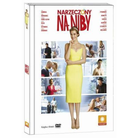 NARZECZONY NA NIBY KSIĄŻKA + DVD PL
