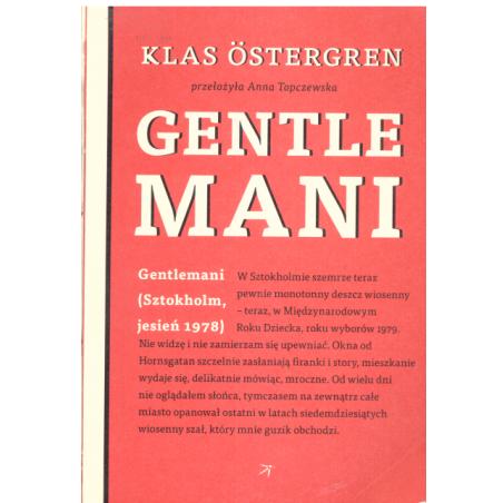 GENTLEMANI Klas Ostergren