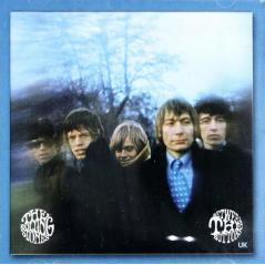 THE ROLLING STONES BETWEEN THE BUTTONS CD