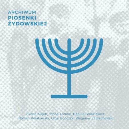 ARCHIWUM PIOSENKI ŻYDOWSKIEJ CD