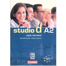 STUDIO D A2 ZESZYT ĆWICZEŃ Rita Maria Niemann