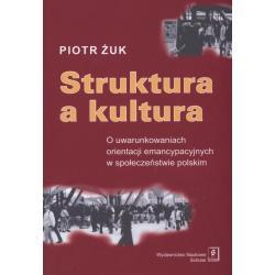 STRUKTURA A KULTURA Piotr Żuk