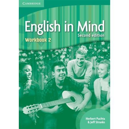 ENGLISH IN MIND 2 ĆWICZENIA Herbert Puchta