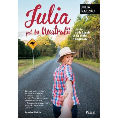 JULIA JEST W AUSTRALII Julia Raczko