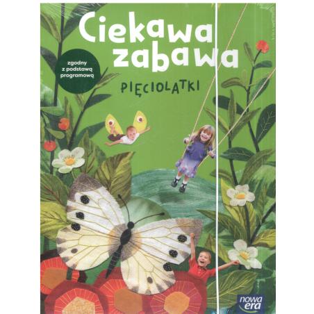 CIEKAWA ZABAWA PIĘCIOLATKI BOX
