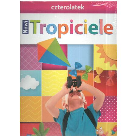 NOWI TROPICIELE CZTEROLATEK BOX