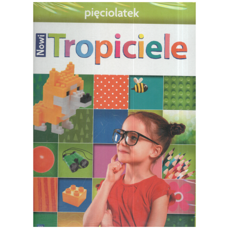 NOWI TROPICIELE PIĘCIOLATEK BOX