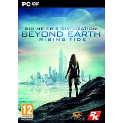 SID MEIERS CIVILIZATION BEYOND EARTH RISING TIDE PC DVDROM PL