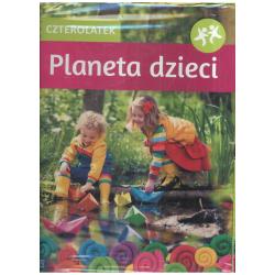PLANETA DZIECI CZTEROLATEK BOX