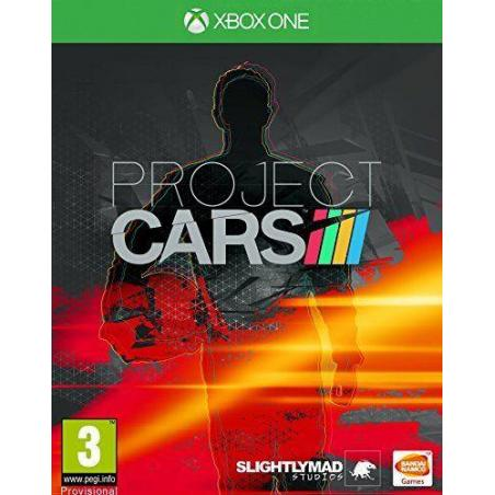 PROJECT CARS XBOX ONE PL