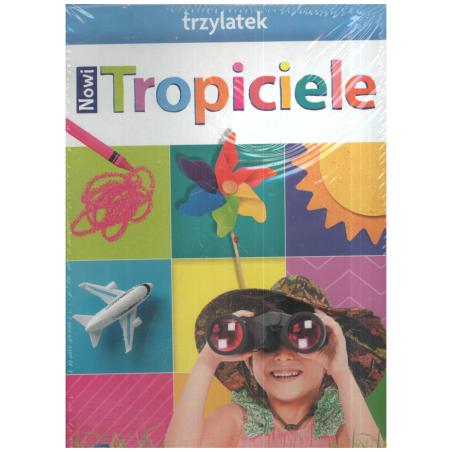 NOWI TROPICIELE TRZYLATEK BOX
