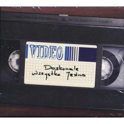 VIDEO WSZYSTKO DOSKONALE JEDNO CD