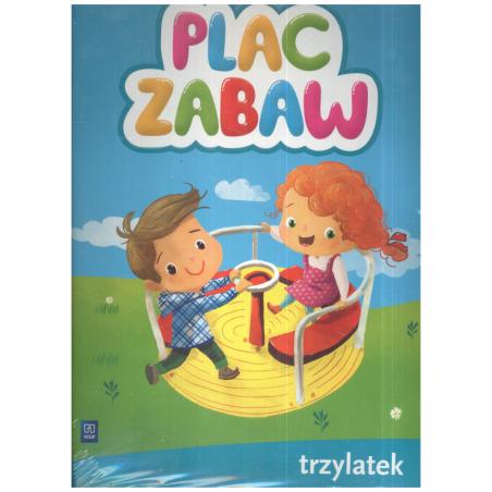 PLAC ZABAW TRZYLATEK BOX