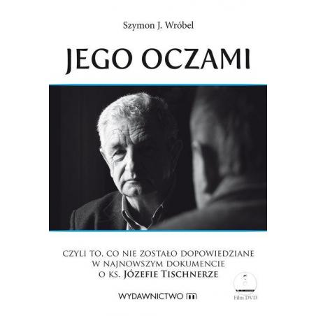 JEGO OCZAMI + DVD Szymon Wróbel