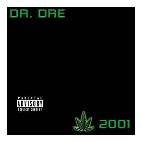 DR DRE 2001 WINYL