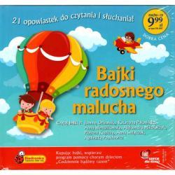BAJKI RADOSNEGO MALUCHA CD