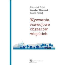WYZWANIA ROZWOJOWE OBSZARÓW WIEJSKICH Krzysztof Firlej