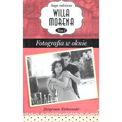 FOTOGRAFIA W OKNIE WILLA MORENA 1 Zbigniew Żbikowski