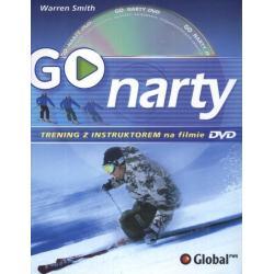 GO NARTY TRENING Z INSTRUKTOREM NA FILMIE DVD Warren Smith