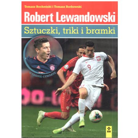 ROBERT LEWANDOWSKI Tomasz Bocheński,  Tomasz Borkowski