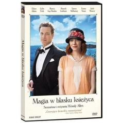 MAGIA W BLASKU KSIĘŻYCA DVD PL