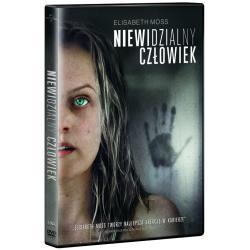 NIEWIDZIALNY CZŁOWIEK DVD PL