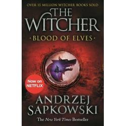 BLOOD OF ELVES WITCHER 1 Andrzej Sapkowski