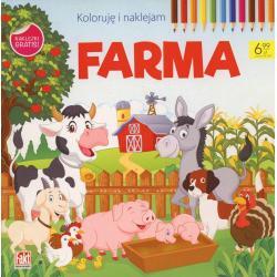 FARMA KOLORUJĘ I NAKLEJAM