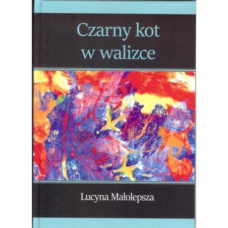 CZARNY KOT W WALIZCE Lucyna Małolepsza