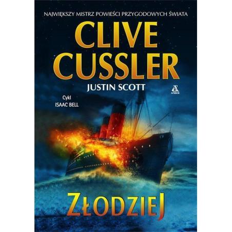 ZŁODZIEJ Clive Cussler