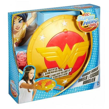 TARCZA WONDER WOMAN DC SUPER HERO GIRL 6+