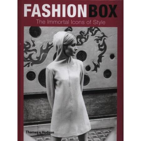 FASHION BOX THE IMMORTAL ICONS OF STYLE Antonio Mancinelli
